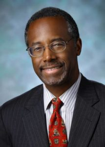 Ben Carson - neurosurgeon and author