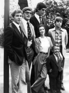 Star Wars actors