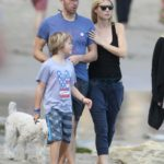 Martin, Gwyneth Paltrow and their son