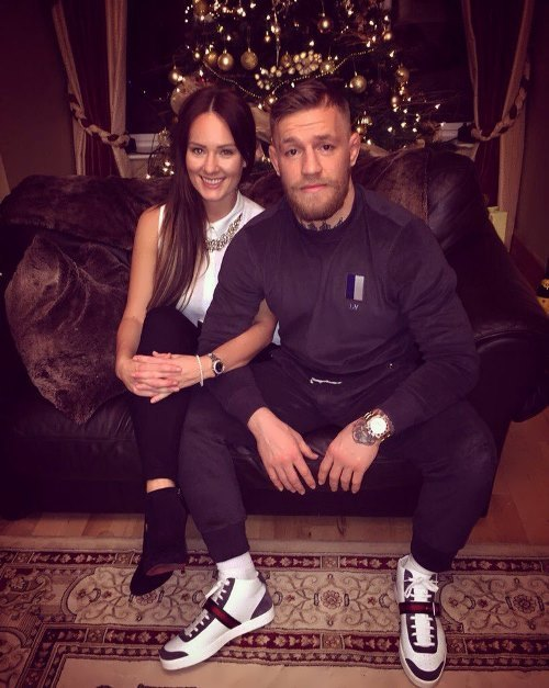 McGregor and Dee Devlin