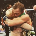 McGregor and his mother