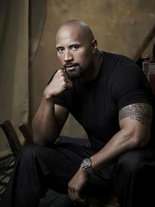 World Of Faces Dwayne Johnson 19 World Of Faces