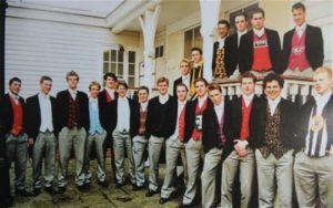 Eddie in Eton College