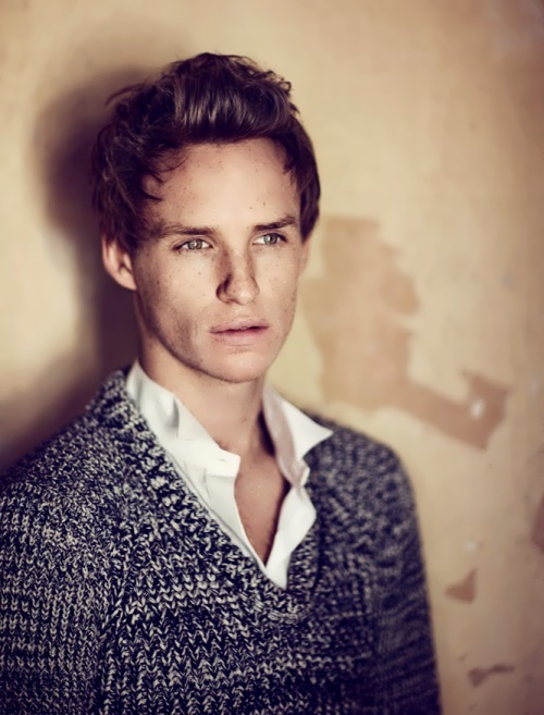 Eddie Redmayne – film and theater actor