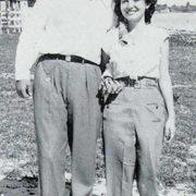 Fidel and Mirta Diaz Balart