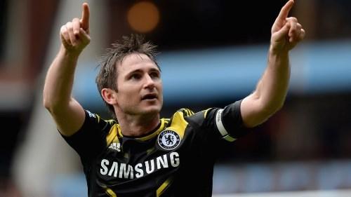 Frank James Lampard