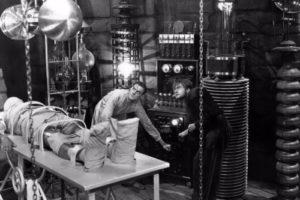 The film Frankenstein, 1931