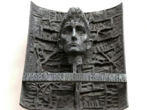 Monument to Kafka