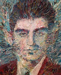Portrait of Kafka