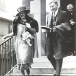 Banting and his wife
