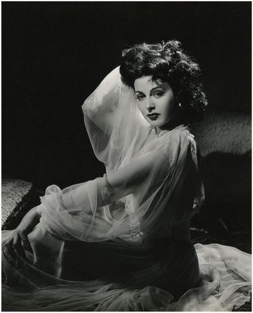 Hedy Lamarr - the legend of the golden age of Hollywood