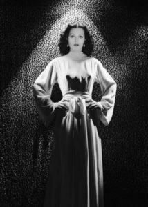 Hedy Lamarr - ecstasy girl