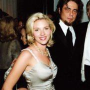 Scarlett Johansson and Benicio Del Toro