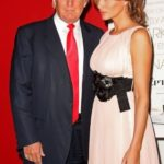 Melania and Donald Trump