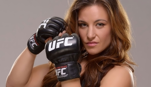 Miesha Tate – MMA fighter