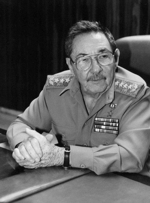 Raul Modesto Castro Ruz