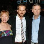 Ryan Reynolds with his parents