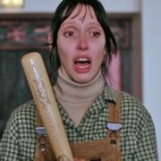 Duvall in the film The Shining