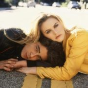 Alicia Silverstone and Benicio Del Toro