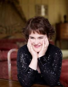 Susan Boyle - Scottish singer