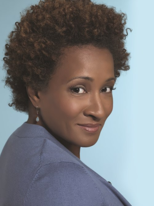 Wanda Sykes – actress and comedian