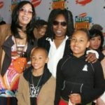 Whoopi and her family