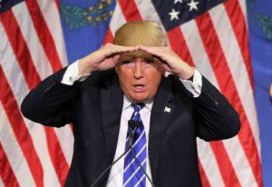 Donald Trump – 45th president of America
