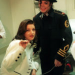 Lisa Marie and Michael Jackson