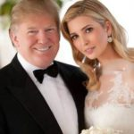 Ivanka and her father Donald Trump
