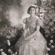 Princess Elizabeth, in March 1945