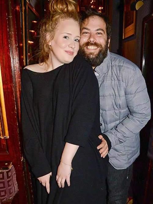 ex daydreamer bisexual boyfriend Adele