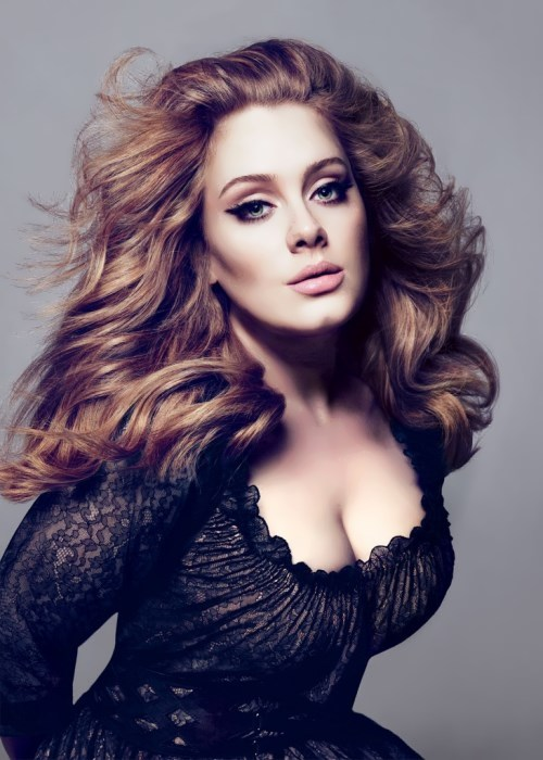 Adele – brilliant British singer