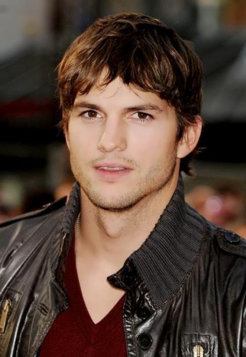 Ashton Kutcher - American actor