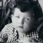 Bob Dylan in his childhood