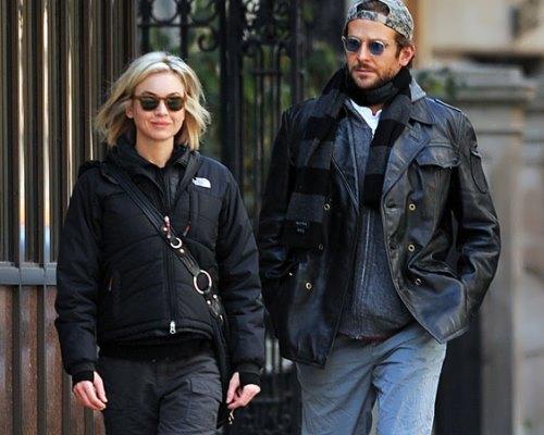 Bradley and Renee Zellweger