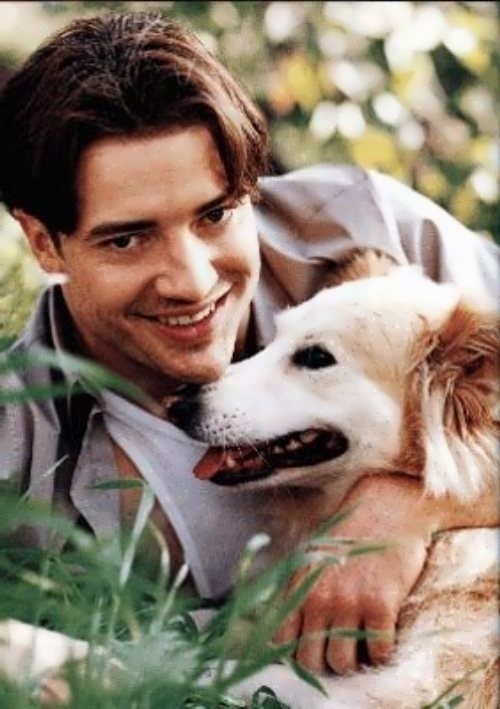 Brendan James Fraser