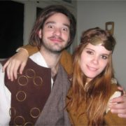 Charlie Cox and Kate Mara were together in 2008
