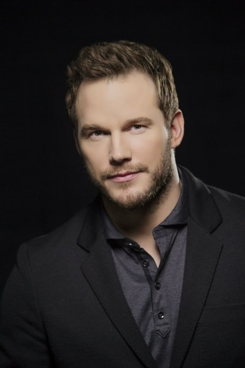 Chris Pratt - American actor