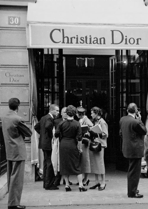 Christian Dior fashion house