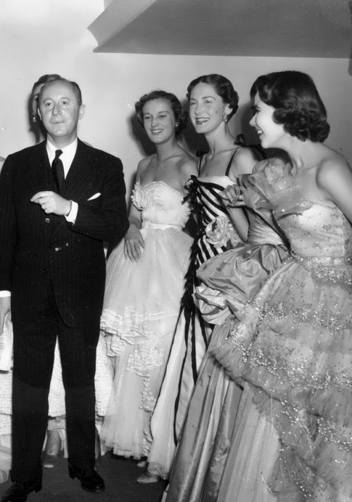 Christian Dior - French fashion designer