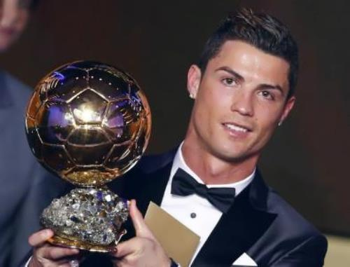 Ronaldo – best footballer in the world
