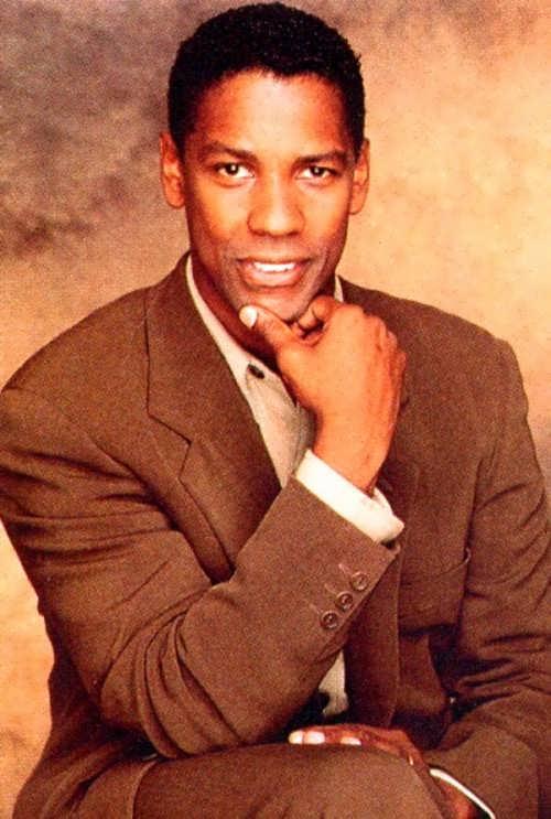 Denzel Hayes Washington