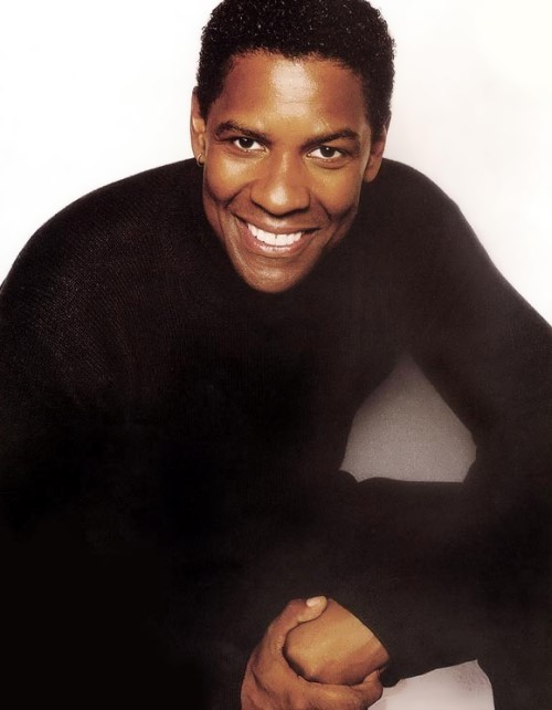 Denzel Washington – actor and film director