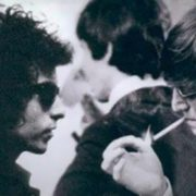Dylan and John Lennon
