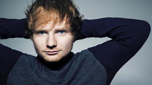 Edward Christopher Sheeran