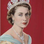 Elizabeth II in 1952