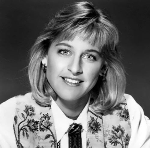 young Ellen Lee DeGeneres