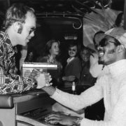 Elton John and Stevie Wonder, Starship Airplane 1973