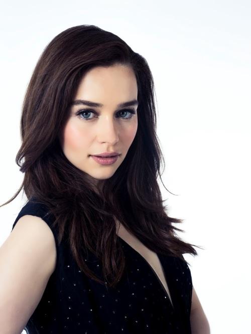 Emilia Clarke – British actress