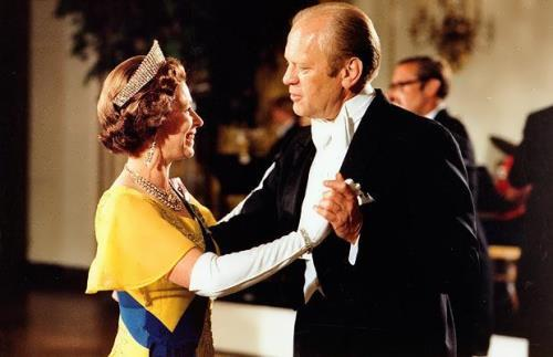 Gerald Ford and Elizabeth II